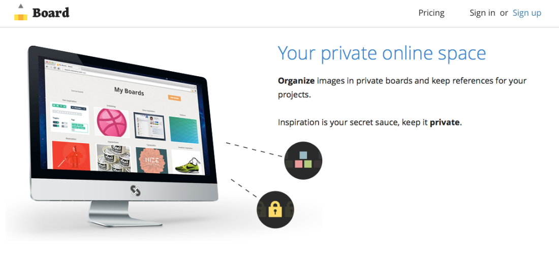 Your Private Online Space
